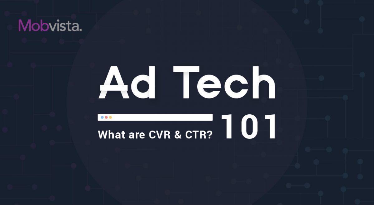 CVR(전환율)과 CTR(클릭률)