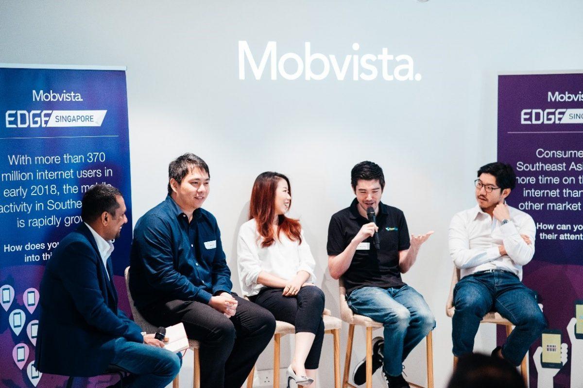 Mobvista Edge seminar 2018 in SG