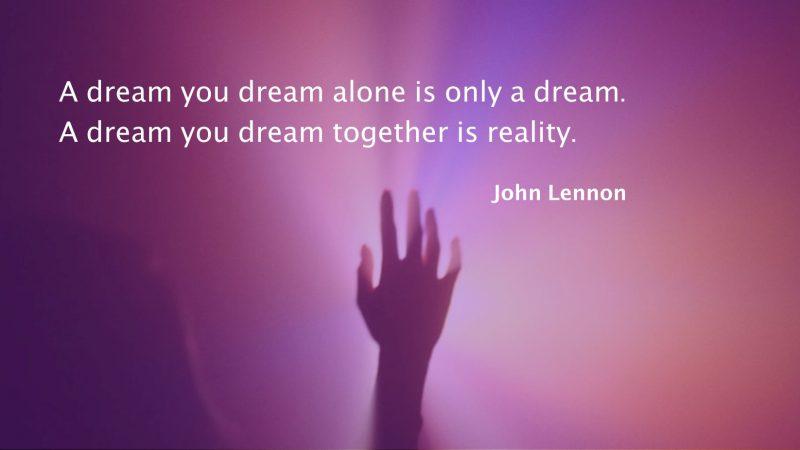 dream, John Lennon, Mobvista